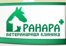 Ветеринарная клиника Ранара